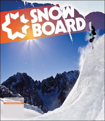 (Snowboard - Magazine Subscription from MagazineLine (Save 58%))