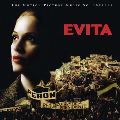 Evita: Complete Motion Picture Soundtrack / Featuring Madonna, Antonio Bandaras by Warner Brothers