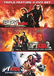 Spy Kids 3 Movie Collection
