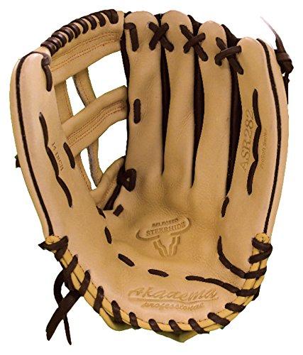 Akadema ASR-282FR Pro Soft Series 14.0 Inch Softball Utility Glove Left Hand Throw ()