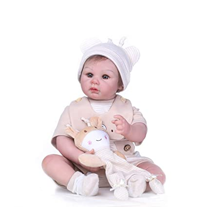 Amazon.com: Medylove Muñeca bebé reborn en vinilo de ...