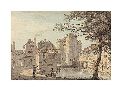 Canterbury Framed - 3