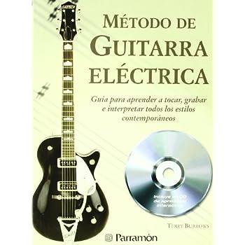 METODO DE GUITARRA ELECTRICA (1 tomo + 1 CD) (Música)
