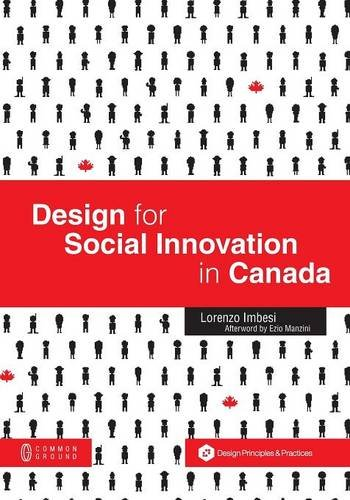 Read Online Design for Social Innovation in Canada pdf