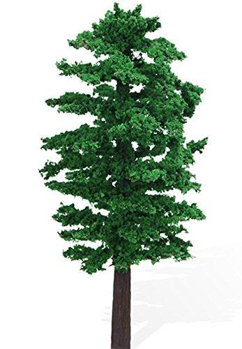 【narunaru】 크 모형용 수목 15센티 5개 세트 모형 N게이지 디오라마 path