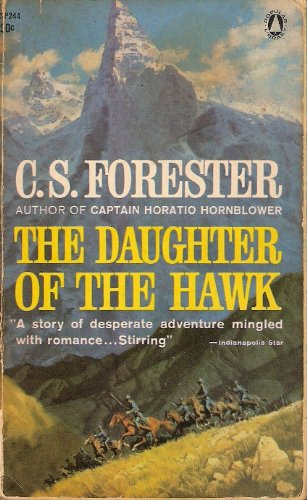 book cover of The Shadow of the Hawk