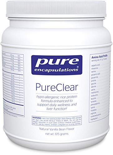 Pure Encapsulations PureClear Hypoallergenic Wellness product image