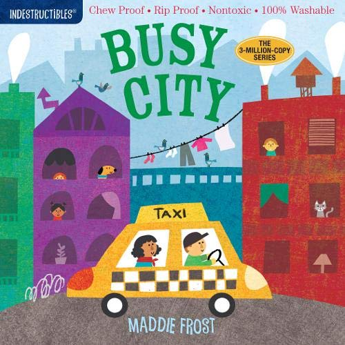 Indestructibles: Busy City pdf