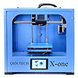 Best 3D Printers - QIDI TECHNOLOGY X-ONE 3D Printer with Fully Metal Review