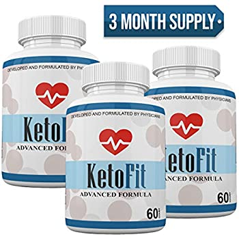 Amazon.com: Keto Fit Advanced Formula - Ketosis Weight