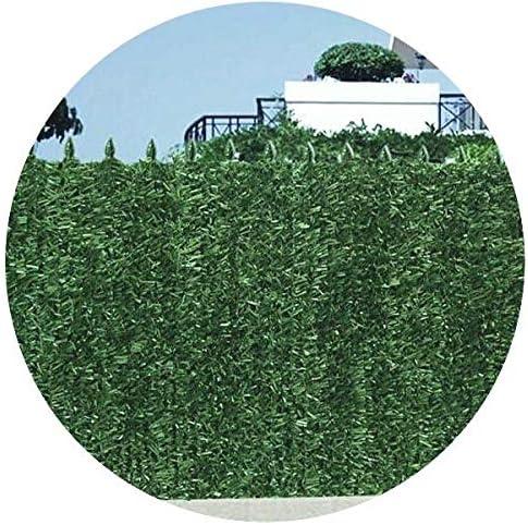 protection contre les rayons UV Haie artificielle pour balcon cl/ôture protection de la vie priv/ée LianLe