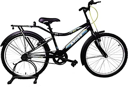 Kross K20 SS 24 Mat Black amp;Blue 402044 Mountain Cycle  Blue  Mountain Bikes