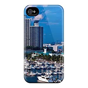 Hot New Miami Portunited States Case Cover For Iphone 6plus With Perfect Design