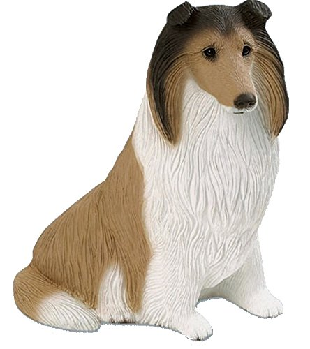 Sable Collie Dog Figurine 9 1/2 Inches Tall ()