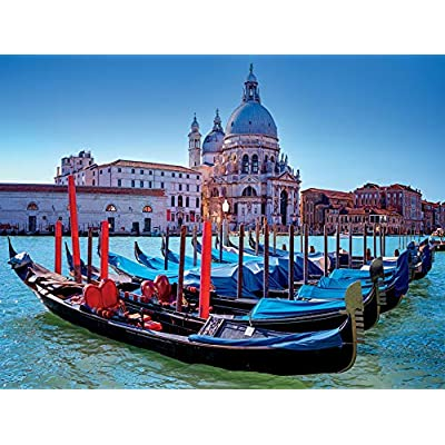 Ceaco Puzzle Scenic Photography Venice 300pcs New 2252 1