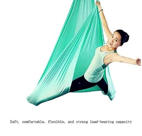 Joyfitness Hamaca de Yoga Antigravedad Hamaca de Yoga aérea ...