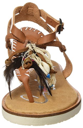 Grunland SA1040 Sandalias Mujeres Negro 37 dT89q