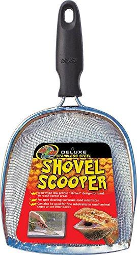 Zoo Med Deluxe Shovel Scooper (Corner Zoo Med)