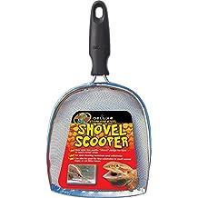 Zoo Med Deluxe Stainless Steel Shovel Scooper