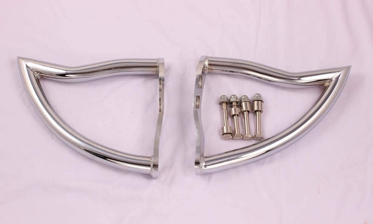 C22-2 Engine Guard Crash Highway Bars 1.25 Tube Size Nice for YAMAHA VSTAR RAIDER SCL
