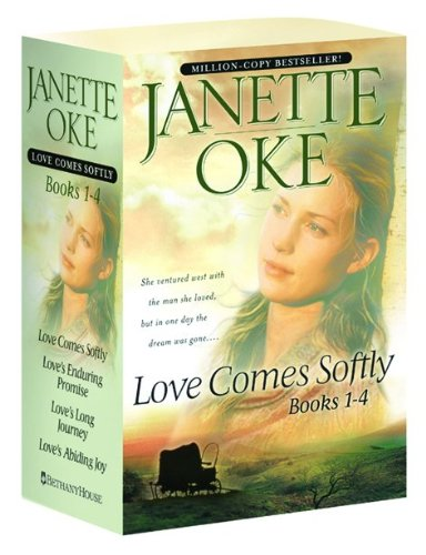 Love Comes Softly/Love's Enduring Promise/Love's Long Journey/Love's Abiding Joy (Love Comes Softly Series 1-4)