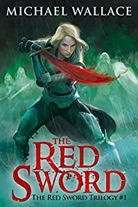 The Red Sword by Michael Wallace ebook deal