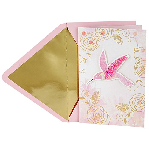 Hallmark Signature Greeting Card for Mom with Pink Envelope; (So Much to Celebrate)
