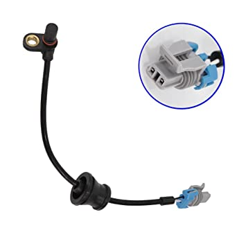 Amazon.com: Rear Left Right ABS Wheel Speed Sensor 96626080 for Chevrolet Chevy Captiva Sport Equinox Saturn Vue Pontiac Torrent Suzuki XL-7 by DOICOO: ...