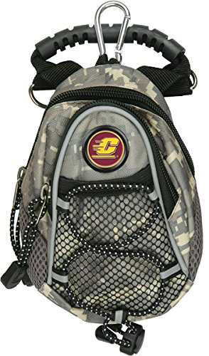 LinksWalker NCAA Central Michigan Chippewas - Mini Day Pack - Camo by LinksWalker