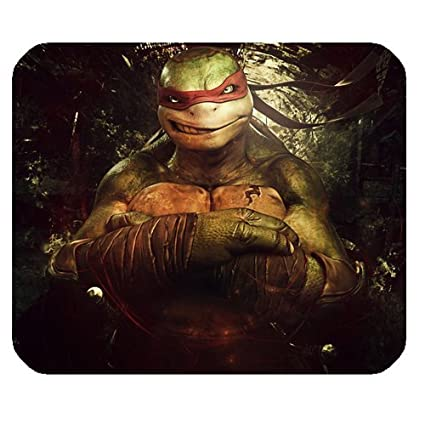 Personalizado Tortugas Ninja TMNT Rectángulo Mousepad ...
