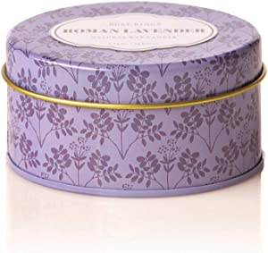 Rosy Rings Travel Tin - Roman Lavender