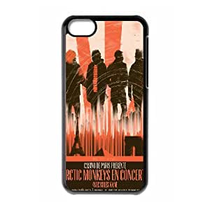 Arctic Monkeys For iPhone 5C Csae protection phone Case ST080031
