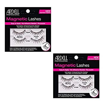 e5f79ea2278 Amazon.com : Ardell Magnetic Lashes Accents Double 110 (2 Packs) : Beauty