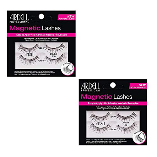 Ardell Magnetic Lashes Accents Double 110 (2 Packs)