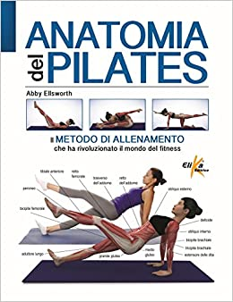 Anatomia del pilates. Ediz. illustrata: Amazon.es: Abby ...