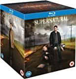 Supernatural - Season 1-8 Complete Box Set [Blu-ray]
