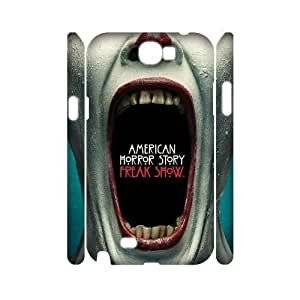 American Horror Story Customized 3D Cover Case for Samsung Galaxy Note 2 N7100,custom phone case ygtg-770471