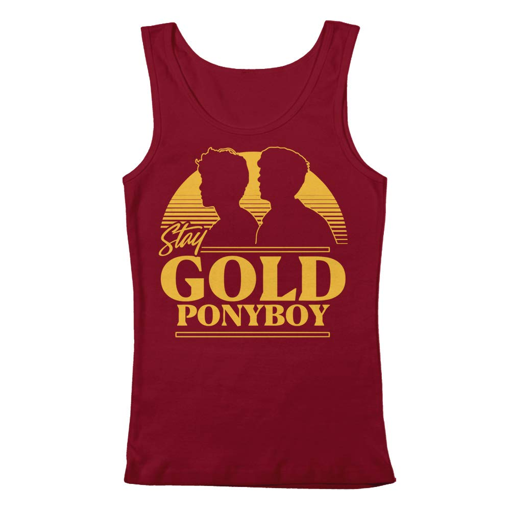 Stay Gold Pony Tank Top 2696 Shirts