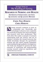Statistics For Nursing: A Practical