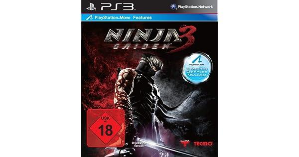 Ninja Gaiden 3 [Importación alemana]: sony playstation3 ...