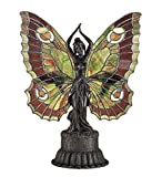 Meyda Tiffany 48018 Butterfly Lady Accent Lamp - 17
