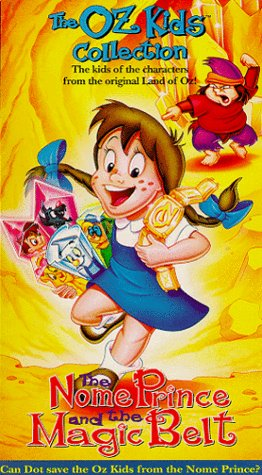 Nome Prince & Magic Belt [VHS]
