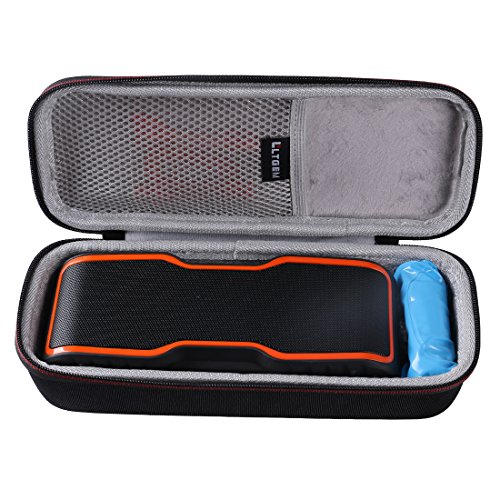 Price comparison product image LTGEM Case for AOMAIS Sport II or TRAKK WAVE 20W HiFi IPX7 TRWV500-OG-Black