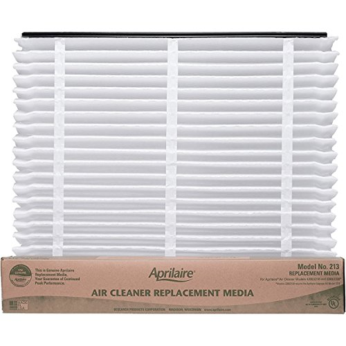 Aprilaire 213 Air Cleaner Media Filter MERV 13
