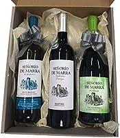 Caja de 3 botellas de Señorío de Marra Albariño