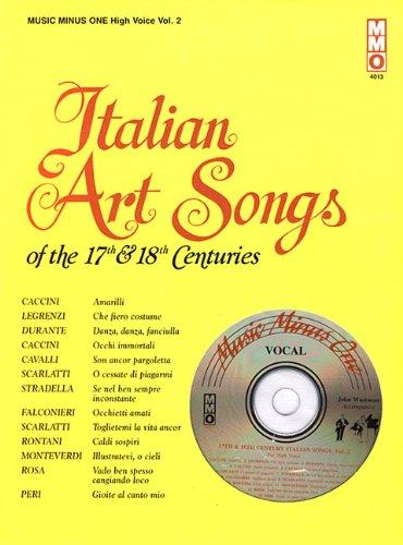 italian art songs - 6