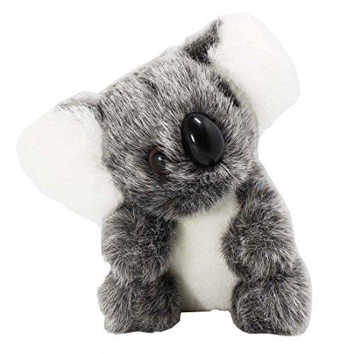 CatchStar Koala Bear Animal Fluffy Adorable Baby Stuffed Durable Plush Toys Gift for Kids, 5