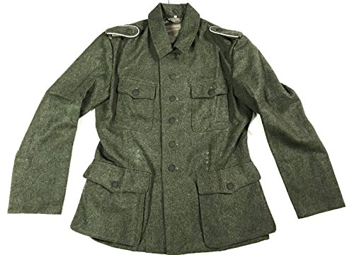 WWII GERMAN HEER ARMY M1942 M42 WOOL COMBAT FIELD TUNIC-SMALL for sale  Delivered anywhere in USA