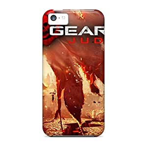 Best Hard Cell-phone Case For iphone 5s (uBT7888xaIl) Customized Nice Gears Of War Skin