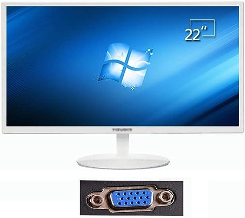 Monitor Pantalla LCD LED Oficina En Casa, De 22 Pulgadas Monitor ...